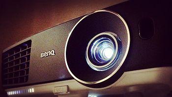 成就我的小家庭影院梦:BenQ 明基 W750 家用娱乐高清投影机