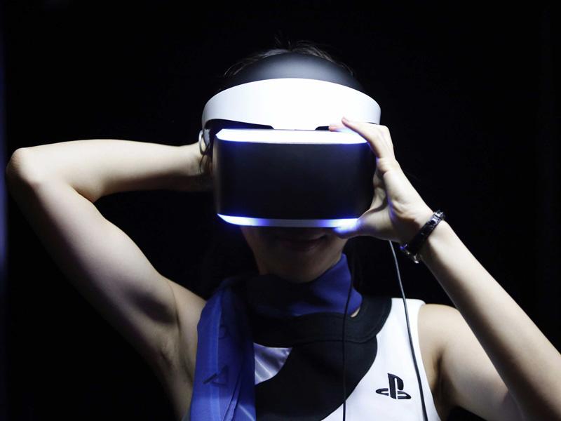 订档10月10日,索尼PSVR一周促销活动即将开启