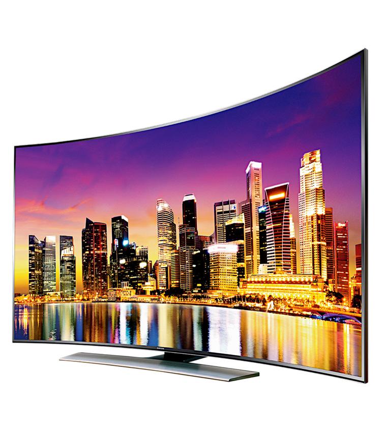 曲面电视哪个好?55吋实用曲面电视推荐
