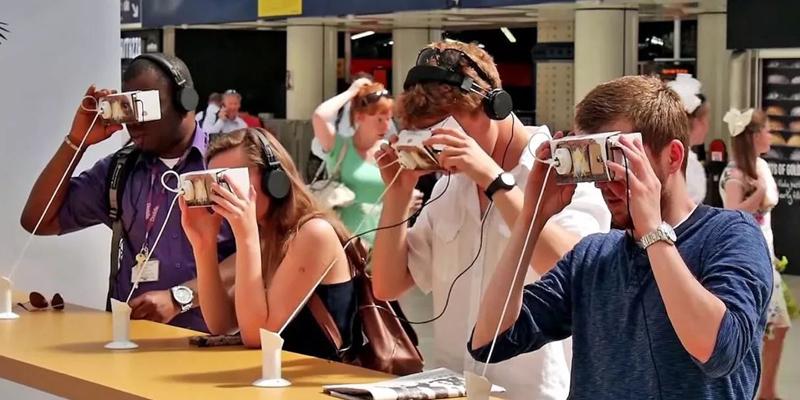 收集数据、获取反馈、促进转化 VR在市场营销行业用处多多 | VR网原创
