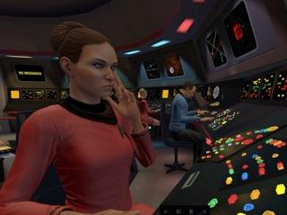 育碧如何将《星际迷航》打造成跨平台多人在线VR游戏