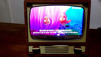 为这个小情怀买单也是认了—WOODSUM木质拼装复古电视开箱报告