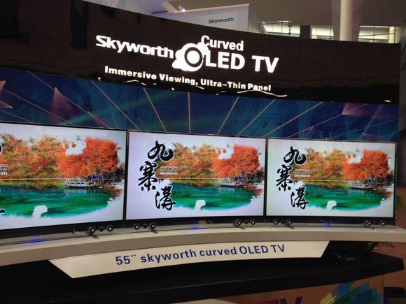 "OLED或进入最佳""窗口期"" 创维OLED电视如何引爆市场?"