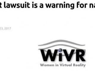 """""""美国虚拟现实妇女联盟就性骚扰发表公开信"""" 这个联盟到底什么来头?"""