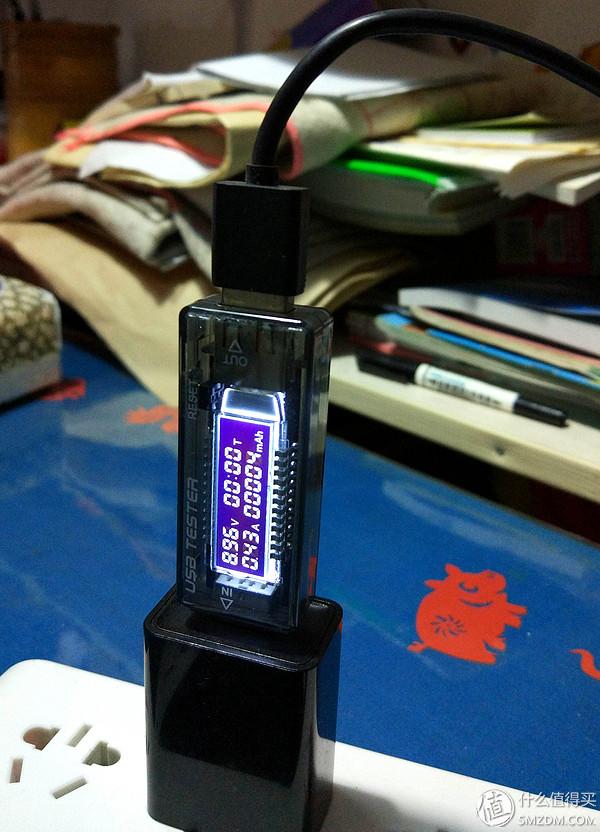 kws-v21 usb电压电流检测仪