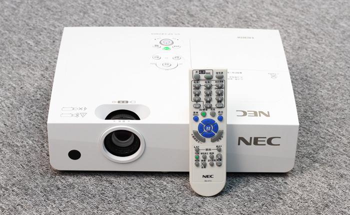 颜值和实力兼具 NEC商务投影机NP-CR2305X