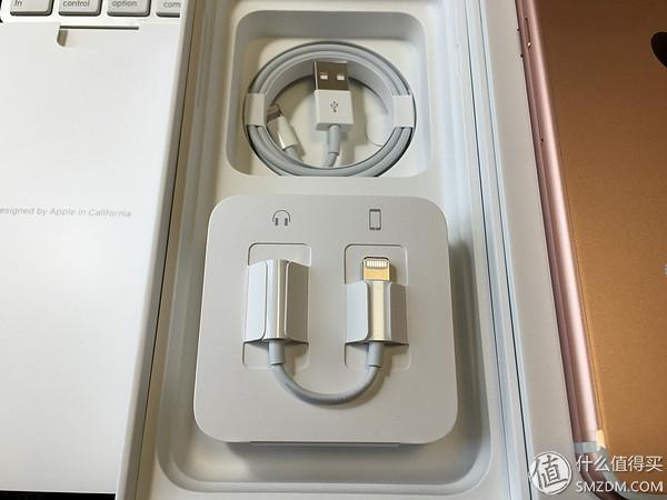 apple 苹果 iphone7 plus vs 6sp 外观大对比(7p开箱晒图)