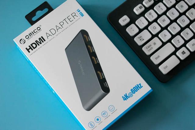 奥睿科ORICO的三切一HDMI转换器功能介绍