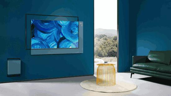 XESS浮窗全场景TV:一款从视听转向智慧家庭IOT入口的产品