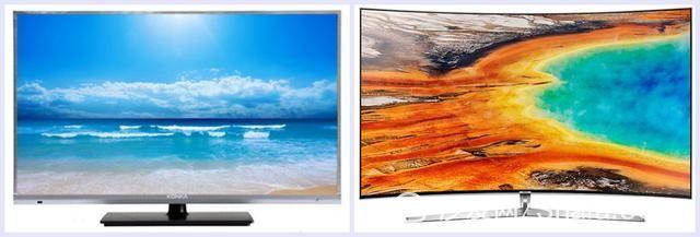 买曲面电视还是平板电视,还真的不知道怎么选