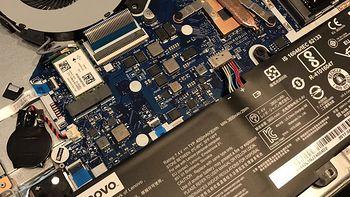 Lenovo 联想小新潮 5000 笔记本电脑 升级内存+SSD记
