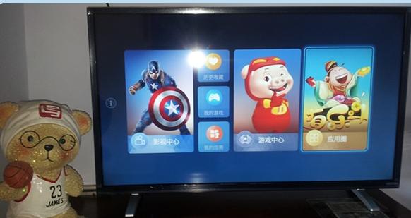 酷开小企鹅K32智能电视怎么用破解版应用圈安装APP