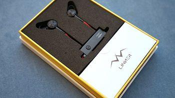 入门级主动降噪耳机的好选择:linner 聆耳 入耳式耳机