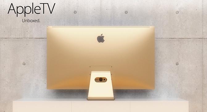 苹果为何迟迟不肯推出苹果电视?图片