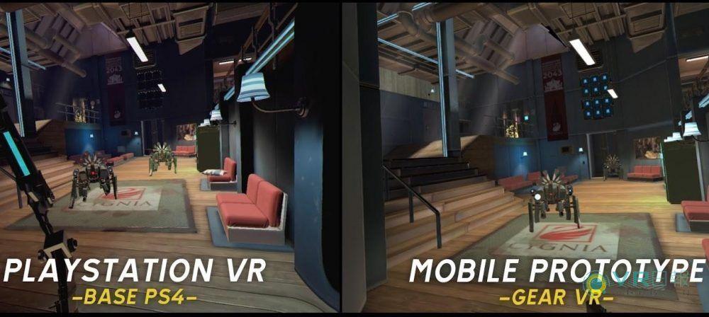 GDC 2018: Apex Construct展示Gear VR由内向外追踪技术