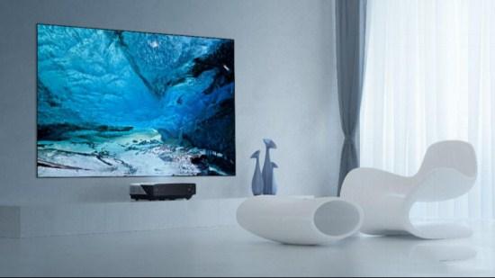 市场暴走趋势已现 激光电视是自主可控的下一代
