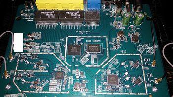 大妈独家首拆——ASUS 华硕 RT-AC1200GU 1200M 千兆双频无线路由器