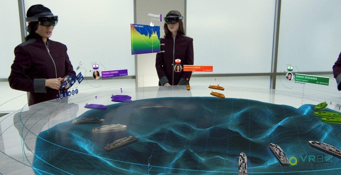 JRCS与微软合作采用HoloLens头显培训员工