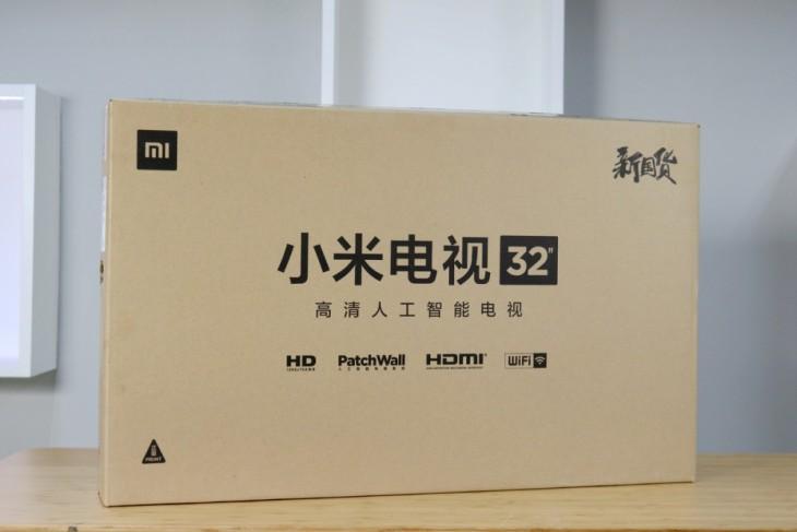 小尺寸高性价比 小米电视4A 32英寸新品仅售1099元