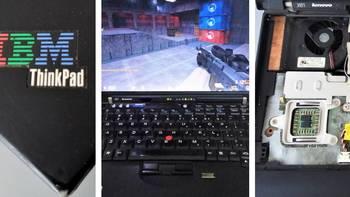 时光传送门 篇五:击败全国1%用户!带我入坑的笔记本电脑:Thinkpad X61
