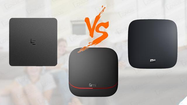 小米盒子3S、天猫魔盒3Pro与乐视盒子U4哪个好?