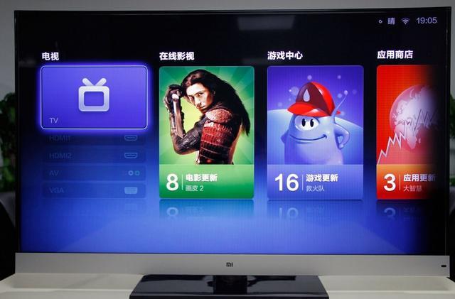互联网电视独孤求败——智能电视哪家强,小米4A怒飞翔!