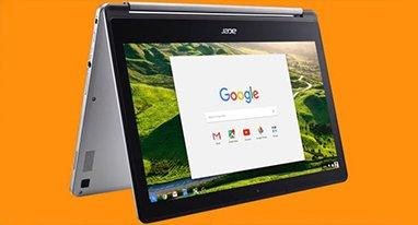 等了好久 宏碁的触摸屏Chromebook终于出来了