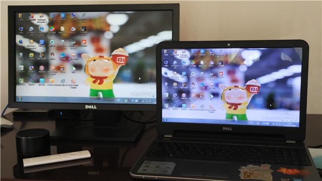 小米盒子mini版变身电脑屏幕 投屏功能详解