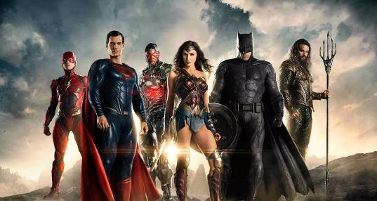 蝙蝠侠超人领衔《正义联盟》高清资源,腾讯TV版全网独播
