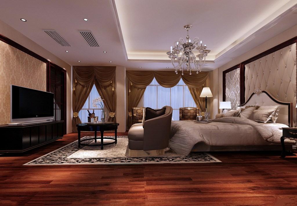 大屏电视不只是客厅看 其实卧室也可以