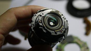 Panasonic 松下 LUMIX G VARIO 14-45mm/F3.5-5.6 单反镜头 拆解记录