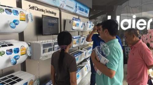 海尔空调成泰国市场最畅销中国空调品牌