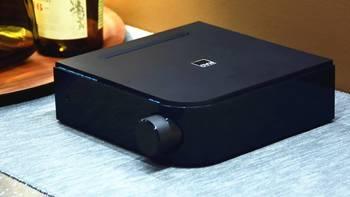 橘子爱音乐 篇三十八:第一次有了自己的桌面音乐系统,NAD D3020功放体验