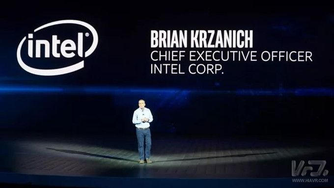 [CES 2018]英特尔CEO:透露包含VR/AI在内十项重磅信息