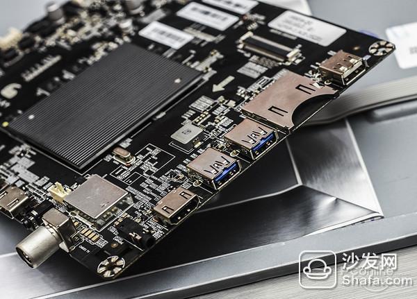 双芯片主板结构图