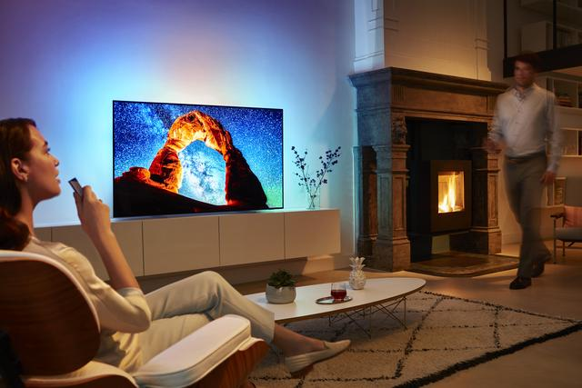 今年最值得买的电视,飞利浦OLED 803惊艳测评