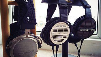 聆听别样的韵味,入烧老耳机 篇一:#本站首晒#拜亚动力首版DT990&粉红版DT880s对比在产旗舰T1
