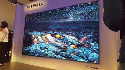 LGDisplay也在开发大尺寸Micro-LED电视
