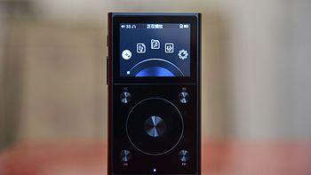 FiiO 飞傲 X1二代 便携高清无损音乐播放器