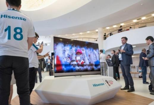 海信电视U9D通过U盘安装沙发管家教程