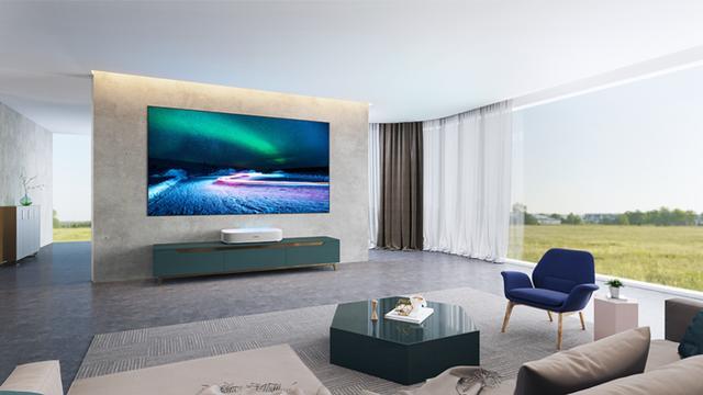 极米万元激光电视,为何会如此优秀?价格来源于实力!