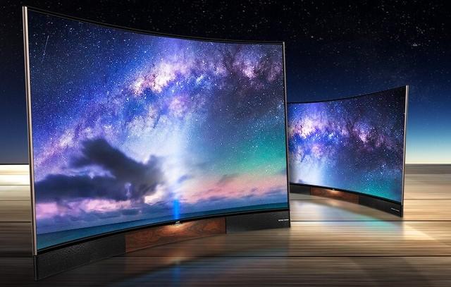 TCL55寸曲面电视仅售6999元
