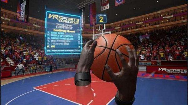 NBA球星今年休赛期用VR训练