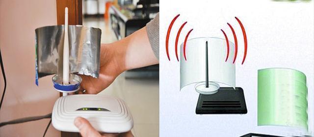 教大家三种增强WIFI信号的方法