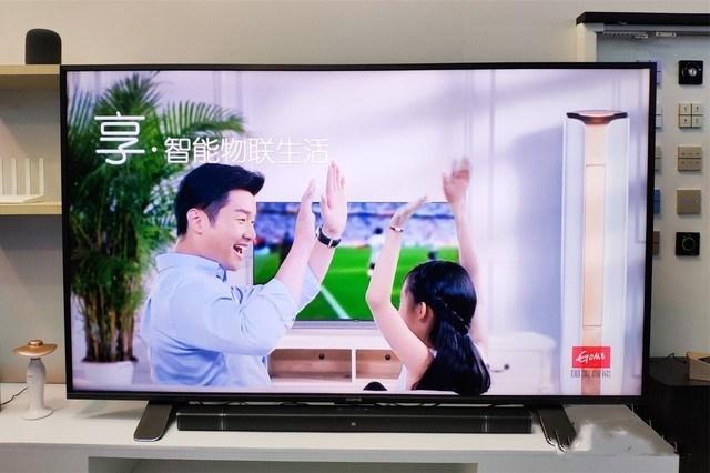 默秒小米!国美&坚果发布4K激光电视