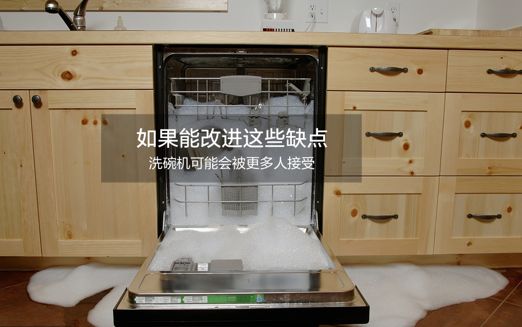 如果能改进这些缺点,洗碗机可能会被更多人接受