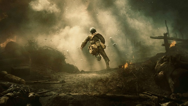 腾讯视频TV版看超清《血战钢锯岭》,获6项提名