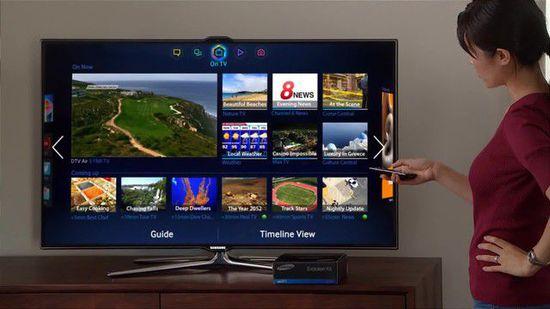智能电视份额显著提升 AI电视成未来必然趋势