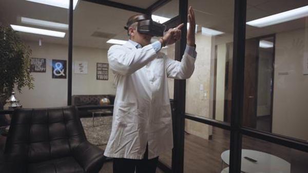 高通公布全新VR医疗项目:让你诊断中风症状