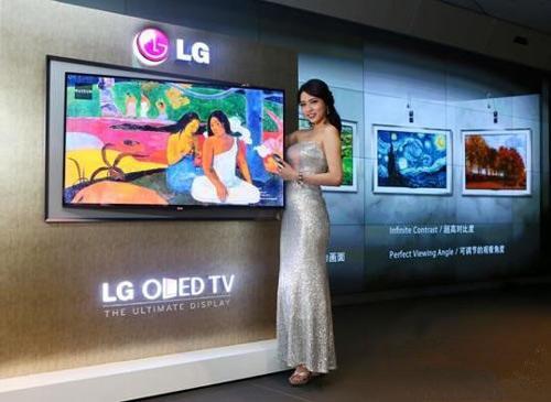 LGD宣布大尺寸OLED面板良品率超80%